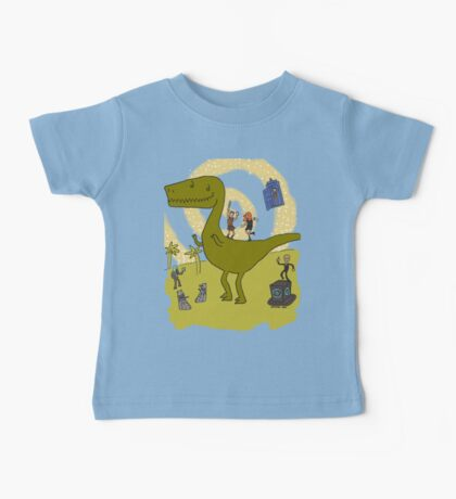 Party with the Ponds t-shirt Baby Tee