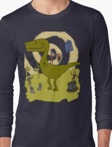Party with the Ponds t-shirt Long Sleeve T-Shirt
