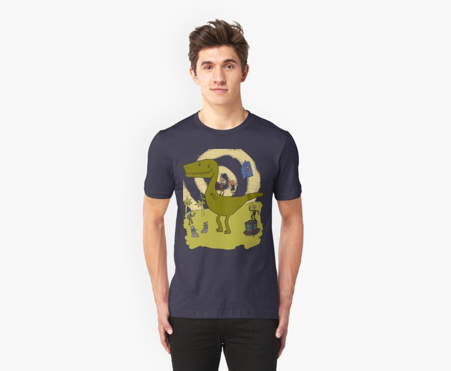 Party with the Ponds t-shirt by thesnuttch