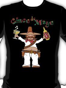 Cinco de Mayo Drinking T-Shirt