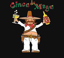 Cinco de Mayo Drinking Unisex T-Shirt