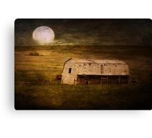 In the Wee Hours of the Morning Canvas Print