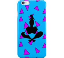 Heffer's Modern Life – Wallaby Wild Black Alternate iCases iPhone Case/Skin