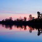 Pastel Landscape by Nick Boren