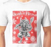 Greetings From Krampus Unisex T-Shirt