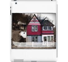 Holly House iPad Case/Skin