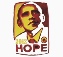 OBAMA HOPE by BAKERBOYTEEZ