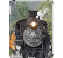 Durango & Silverton Historic Train iPad Case/Skin