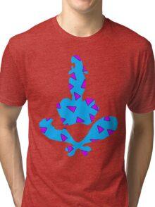 Heffer's Modern Life – Wallaby Wild Tri-blend T-Shirt