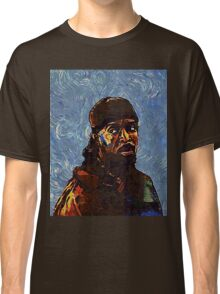 Omar Little by VanGogh - www.art-customized.com Classic T-Shirt