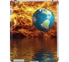 Global Warming IPad Case iPad Case/Skin