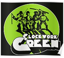 A Clockwork Green Poster