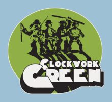 A Clockwork Green Kids Clothes
