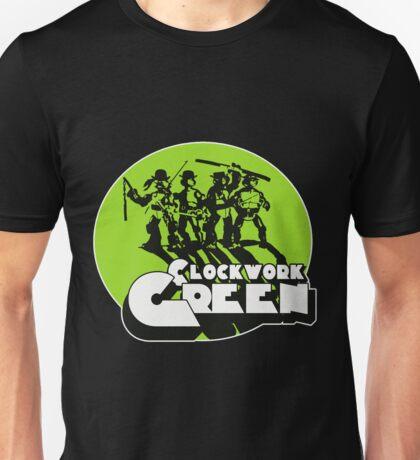 A Clockwork Green Unisex T-Shirt