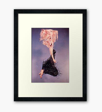 Marylin 21. Framed Print