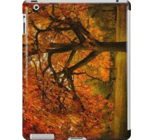 Red Oak Tree iPad Case/Skin