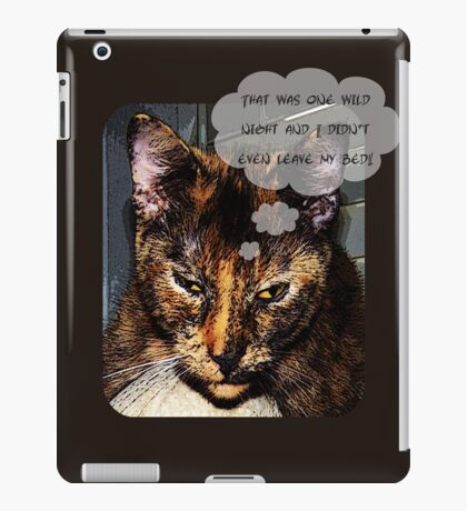 Baby's Thoughts iPad Case/Skin