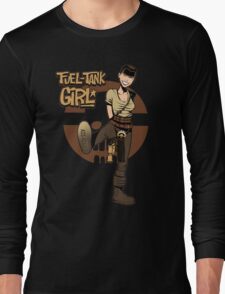 Fuel Tank Girl Long Sleeve T-Shirt
