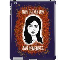 Clara Oswin Oswald iPad Case/Skin