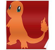 Pokemon - Charmander Poster