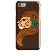 Spirit Animal: Lion iPhone Case/Skin