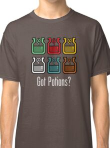 Got MH Potions? Classic T-Shirt