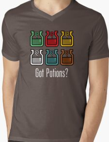Got MH Potions? Mens V-Neck T-Shirt