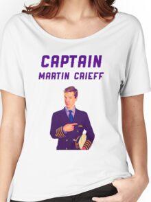 Captain Martin Crieff Women's Relaxed Fit T-Shirt