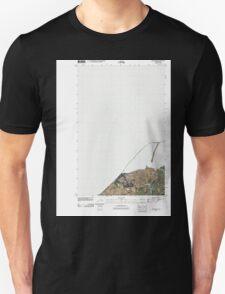 USGS Topo Map Washington State WA Dungeness 20110419 TM T-Shirt