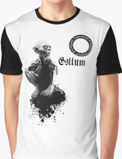 Gollum the fisher king  Graphic T-Shirt