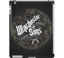 Winchester & Sons (Sigil) iPad Case/Skin