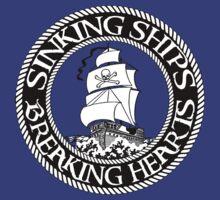 Sinking Ships, Breaking Hearts by EndersBean