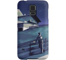 Waiting for you Samsung Galaxy Case/Skin