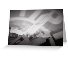 Reminiscence Greeting Card