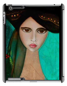 Whispers From The Dreaming Ipad Case by Cate Townsend