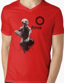 Gollum the fisher king  Mens V-Neck T-Shirt