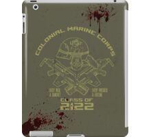 Class of 2122 (Army) iPad Case/Skin