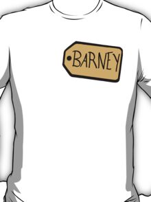 Barney Stinson, The Price Is Right T-Shirt