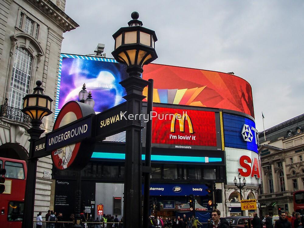 London by KerryPurnell
