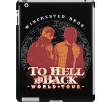 Winchester Bros. World Tour iPad Case/Skin