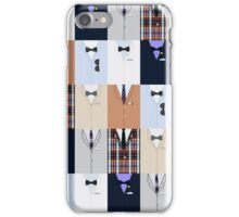 Seven Shades of GQ Darren iPhone Case/Skin