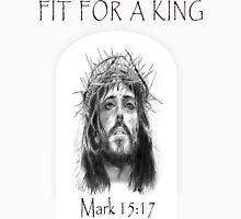 Crown Of Thorns Fit For A King Mark 15:17 T-Shirt