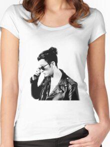 Matthew Healy Women's Fitted Scoop T-Shirt