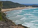 Frenchmans Bay, North Stradbroke Island, Queensland by Margaret  Hyde