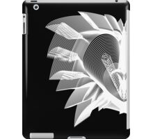 The Lion (White) iPad Case/Skin