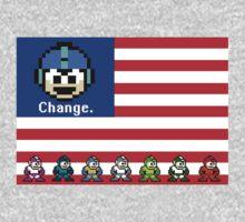 Mega Man: Change by GinnyWolfe