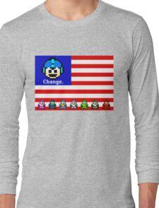 Mega Man: Change Long Sleeve T-Shirt