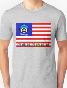 Mega Man: Change Unisex T-Shirt
