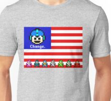 Mega Man: Change Unisex T-Shirt