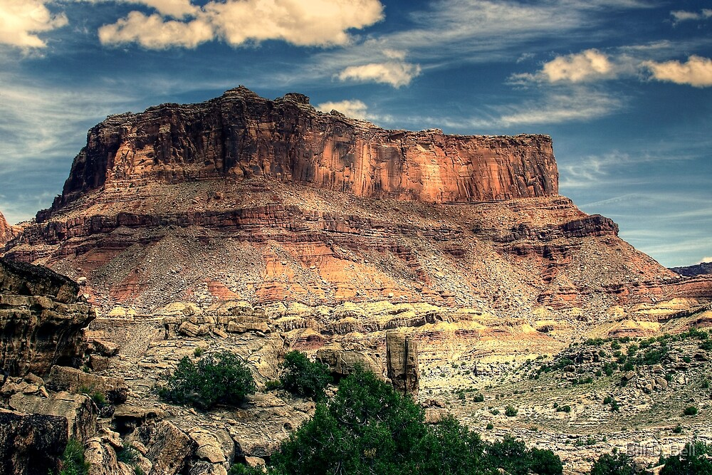 Mexican Hat by Bill D. Bell
